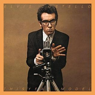 Elvis Costello This Year's Model Vinyl LP