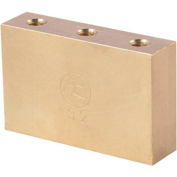 Original Fat Brass Tremolo Block