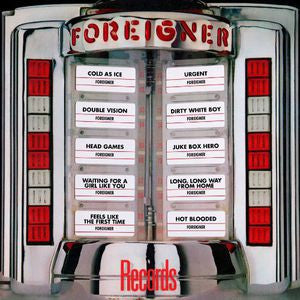 Foreigner Records Foreigner's Greatest Hits (180 Gram Vinyl, Limited Edition, Anniversary Edition)