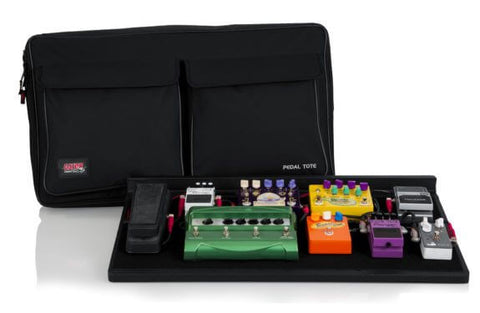 Gator Pedal Board W/ Carry Bag & Power Supply; Pro Size  GPT-PRO-PWR