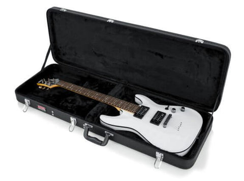 Gator GWE SERIES Electric Guitar Case  GWE-ELEC