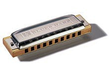 532 Hohner Blues Harmonica