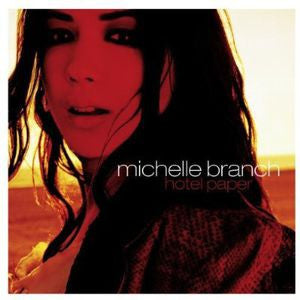 Hotel Paper by Michelle Branch (CD, Jun-2003, Maverick)