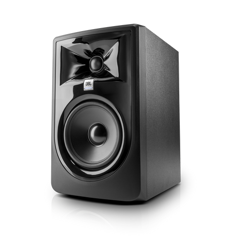 "305PMKIIJBL 305PMKII Powered 5"" (10.16 cm) Two-Way Studio Monitor"