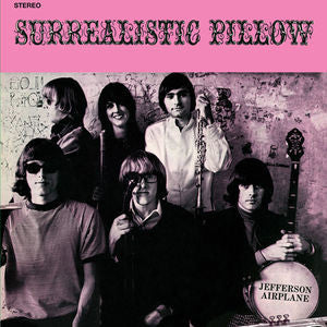 Jefferson Airplane Surrealistic Pillow (180 Gram Vinyl, Limited Edition, Gatefold LP Jacket)