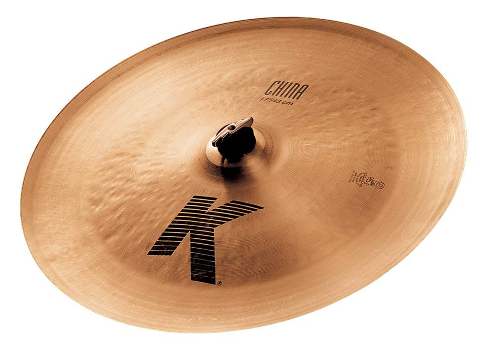 "K0883 Zildjian K 17"" China Cymbal"