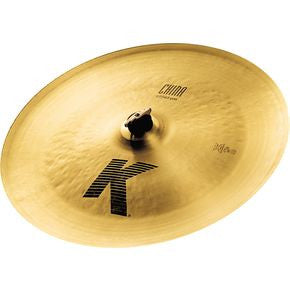 K0885 Zildjian K China Cymbal 19''