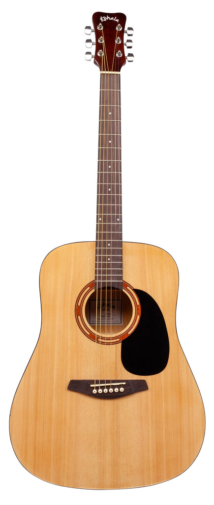 Kohala Full Size Steel String Acoustic Guitar w/ bag