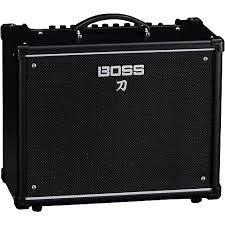 "Boss Katana-50 50-Watt 1x12"" Guitar Combo Amplifier"