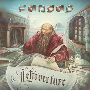 Kansas Leftoverture Vinyl LP Import