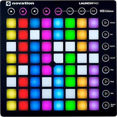 Novation Launchpad MK2 Ableton Live Controller