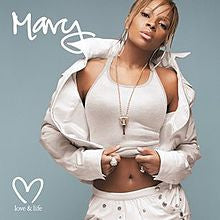 Love & Life by Mary J. Blige (CD, Aug-2003, Geffen)