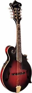 M3SWETWRK Washburn M3SWE F-Style Acoustic-Electric Mandolin
