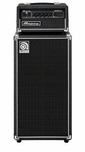 MICRO CL STACK Ampeg 100W SVT Stack