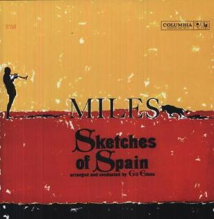 Miles Davis Sketches Of Spain 180 Gram Vinyl LP [Mono]