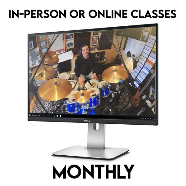 Monthly Online Lessons
