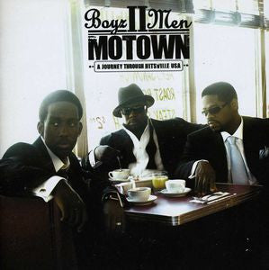 Motown: A Journey Through Hitsville USA by Boyz II Men (CD, Nov-2007, Decca)