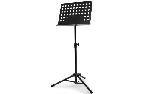 Nomad Orchestra Music Stand with Perforated Desk