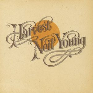 Neil Young Harvest Vinyl LP (Remastered)