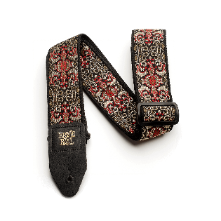 ERNIE BALL PERSIAN GOLD JACQUARD STRAP