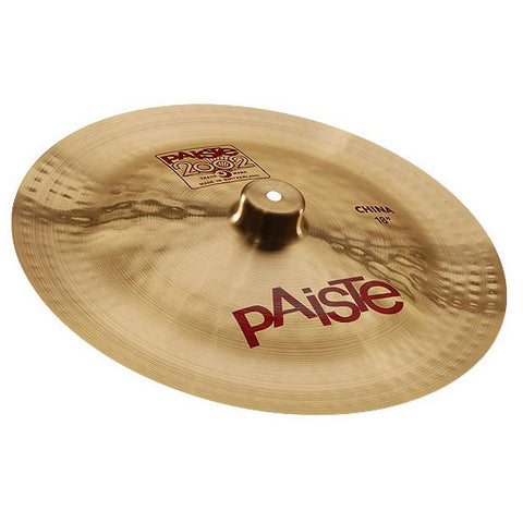 "Paiste 2002 China Cymbal 18"" 1062618"