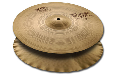 Paiste 2002 Sound Edge Hi-Hats 14 Inches 1063114