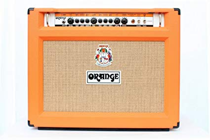 Orange Rockerverb 50 MarkII 2x12 Guitar Amp
