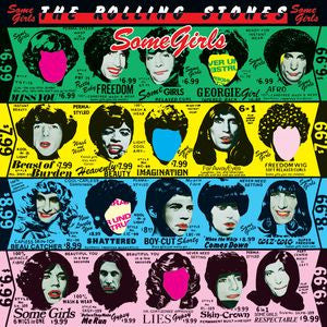 The Rolling Stones Some Girls Vinyl LP