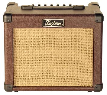 Kustom Sienna Pro Series 16-watt Acoustic Amplifier