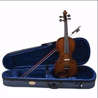 Stentor  1400 -1/2  1/2 Size Violin with Case