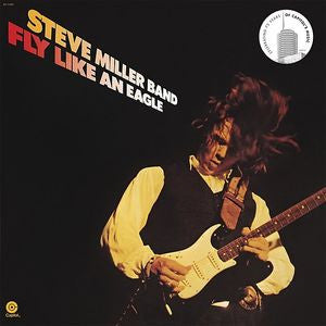 Steve Miller Fly Like An Eagle Vinyl LP