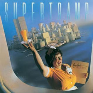 Supertramp Breakfast in America Vinyl LP