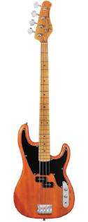 Tagima TW-66 Bass Guitar in Butterscotch