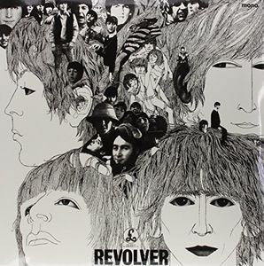 The Beatles Revolver (180 Gram Vinyl, Remastered, Reissue) Mono