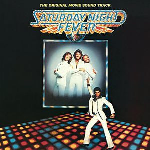 The Bee Gees Saturday Night Fever Vinyl LP