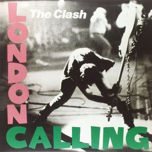 The Clash London Calling (Import) Vinyl LP