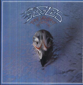 The Eagles Their Greatest Hits 1971-1975 (180 Gram Vinyl)