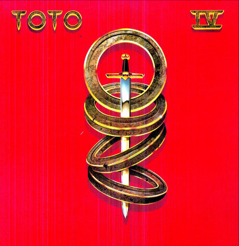 Toto Toto IV 180Gram Vinyl LP Limited Edition