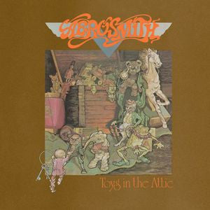 Aerosmith Toys in the Attic (180 Gram Vinyl, Limited Edition, Remastered)