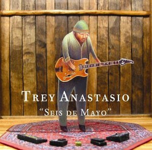Seis de Mayo by Trey Anastasio (CD, Apr-2004, Elektra (Label))
