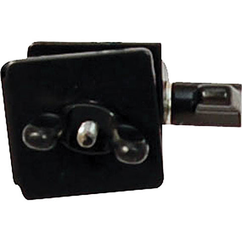 Tycoon Percussion Agogo Bell Mounting Bracket (Black Powder)