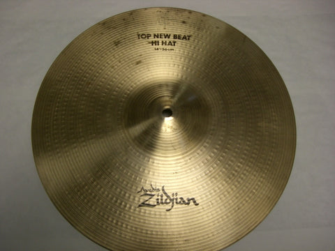 "Used Avedis Zildjian 14"" New Beat HiHats"