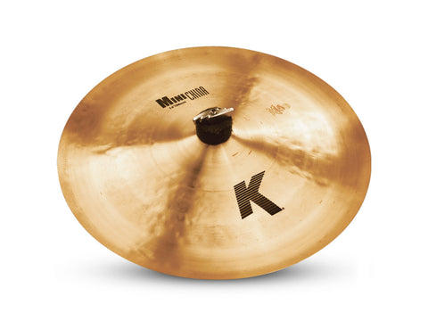 "Zildjian K0881 14"" K Mini China Cymbal"