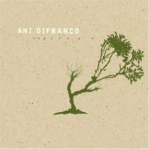 Reprieve by Ani DiFranco (CD, Aug-2006, Righteous Babe Records)