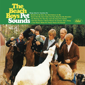 The Beach Boys Pet Sounds (Limited Edition, 180 Gram Vinyl)