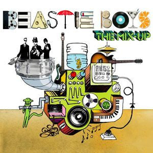 The Mix-Up by Beastie Boys (CD, Jun-2007, Capitol)