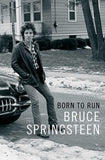 Born to Run by Bruce Springsteen (Hardcover)