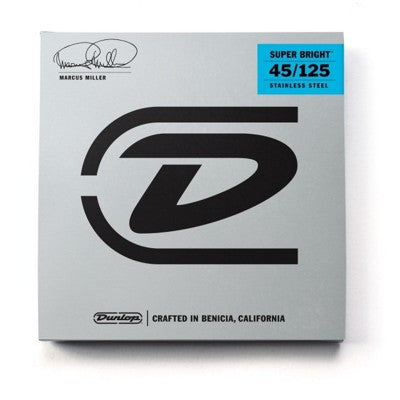 Dunlop MARCUS MILLER SUPER BRIGHT™ BASS STRINGS | 5-STRING SET