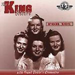 The For You: Uncollected King Sisters (1947) by The King Sisters (CD,...
