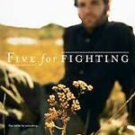 The Battle for Everything [Slipcase] by Five for Fighting (CD, Feb-2004,...